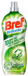 BREF Pavimenti Fresh Vitality 1250 Ml Detersivo Detergente Pulizia Della Casa