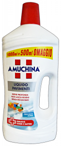 AMUCHINA Floors 1.5 Lt Detergents House