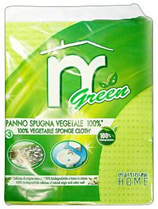 MARTINI Panno-spugna green * 3 pz. - spugne cucina
