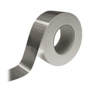 AZIMUTHBRICO Nastro In Alluminio Adesivo Lunghezza Metri 50 Larghezza Mm 50 Extraforte Ed Impermeabile