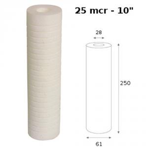 AZIMUTHIDRO Cartuccia Filtrante Per Acqua Da 10 Accessorio Idraulica