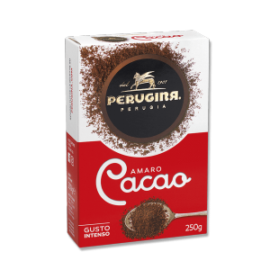 PERUGINA Cacao Amargo 250 Gramos Para Tartas Y Pasteles - Made In Italy