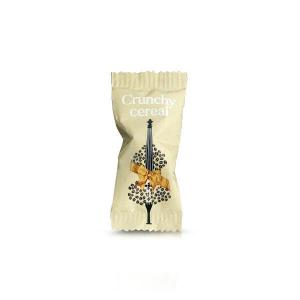 DERSUT Cereali Croccanti Tartufati coperti di Cioccolato e Cacao in polvere