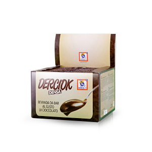 Dersut Derciok Préparé à boire au cacao Rations 50-25 G Made in Italy