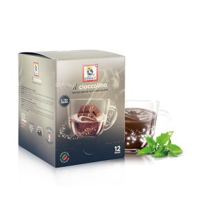 Dersut Cioccolino Ready To Drink - Chocolate Mint 12 Bust. - 25 G Made In Italy