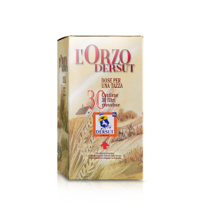Dersut Waffles Barley 30 Filters - 6 G Made in Italy