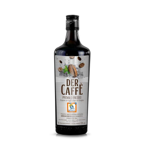 Dersut Dercaffè Liquor 32 ° - 700 Cc. Not Salable Al Di Sotto Of 18 Years Made In Italy