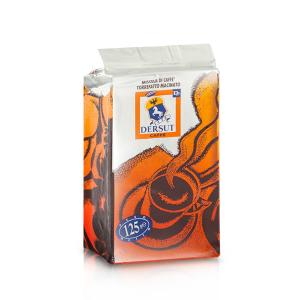 DERSUT Set 6 Miscela Di Caffè Macinato (Sp - 125 G x 6 = 750 gr) Made in Italy