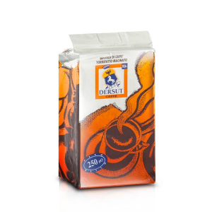 Dersut Set 6 Mixture Of Ground Coffee (quality 'oro - 250 G X 6 = 1.5 Kg) Made In Italy