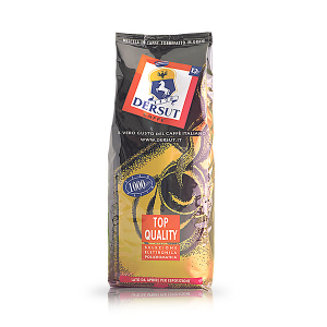 Dersut Set 3 Blend Coffee Beans (Quality 'Oro - 1 Kg x 3 = 3kg) Made in Italy