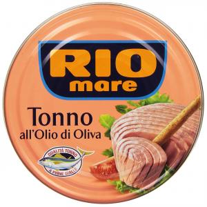 RIO MARE Tonno All'Olio Di Oliva Confezione In Scatoletta Da 1 Chilogrammo Condimento