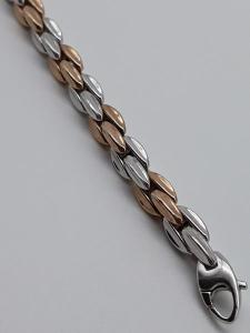 Bracciale Donna in argento 925 catena fantasia, vendita on line | GIOIELLERIA BRUNI Imperia