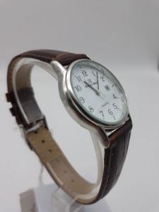 Orologio Donna Giacomo Bruni in acciaio con cinturino cuoio, vendita on line | OROLOGERIA BRUNI Imperia