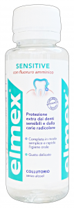 ELMEX Colluttorio 100 Ml Sensitive Cura E Igiene Dentale