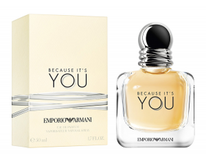 ARMANI Because It'S You Profumo Donna 50 Ml Fragranza