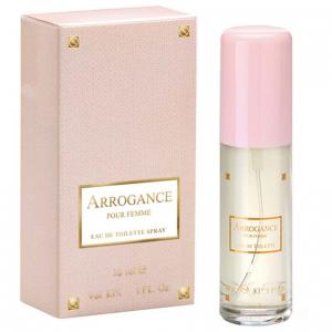 Arrogance Pour Woman Woman Eau De Toilette 30 Ml Perfumes Feminine