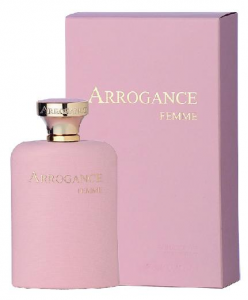 ARROGANCE Pour Femme Donna Acqua Profumata 50 Ml Fragranza