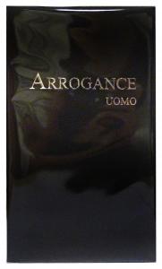 ARROGANCE Man Water Perfumed Man 100 ml Gray Fragrance
