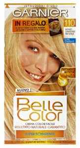 Belle Color 110 Blond Very Clear Natural - Colorant For Hair