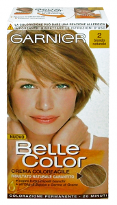 Belle Color 2 Blonde Natural Products For Hair
