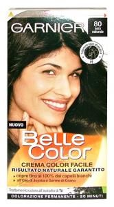 BELLE COLOR 80 nero naturale - Colorante per capelli