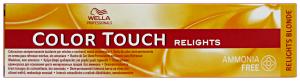 COLOR TOUCH Professionale RELIGHTSenza-03 Naturale Dorato Colorazione capelli