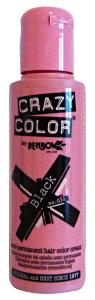 CRAZY COLOR 30 BLACK 100 Ml. Colorazione capelli
