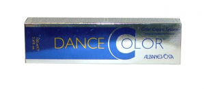 Dance Color Professional 5.01 Brown Clear Natural Ash Coloring Hair