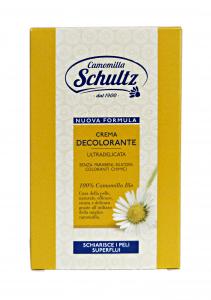CAMOMILLA SCHULTZ Crema DECoorante Camomilla 75 Ml. Prodotti per capelli