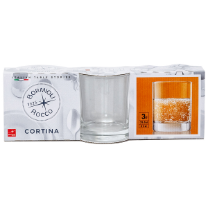 BicchiereAcqua Cortina Bormioli 25 cl