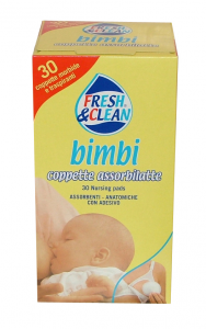 Fresh Aroma Cups Absorbs X 30 Pieces - Line Baby