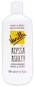 ALYSSA ASHLEY Vanilla Mani&Corpo 500 Ml Cura Del Corpo