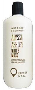 ALYSSA ASHLEY WHITE MUSK Mani&Corpo 500 Ml. Cura del corpo