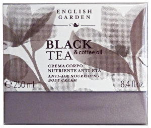 Atkinsons Cream Body Black Tea Vase 250 Ml Body Care