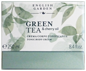 ATKINSONS Cream Body Green TEA Vase 250 ml Body care