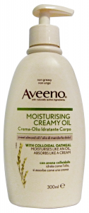 AVEENO Body Oil cream Hydrat.300 ml - Cream Body