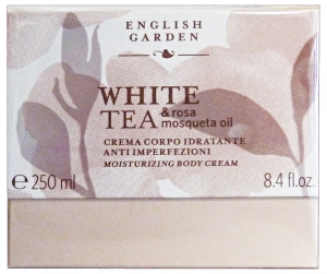 ATKINSONS Cream Body WHITE TEA Vase 250 ml Body care