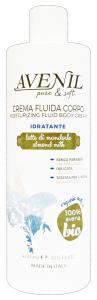 AVENIL Corpo fluida idratante latte/avena 400 ml. - Crema corpo