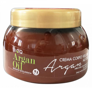 BIOQ Corpo Crema Argan 300 Ml. Cura del corpo