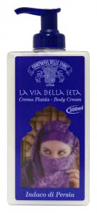 COMPAGNIA DELLE INDIE fluida indaco 300 ml. - Crema corpo