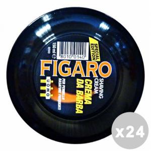 FIGARO Set 24 FIGARO Crema barba special edition 150 ml. - schiume e creme da barba