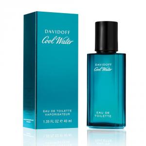 DAVIDOFF Coolwater Uomo Acqua Profumata 40 Bellezza E Cosmetica Fragranze