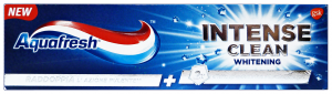 Aquafresh Toothpaste Intense  Whitening 75 Ml Products For Teeth And Face