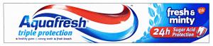 AQUAFRESH Dentifricio Tripla Protezione 75 Ml. Prodotti per denti e viso