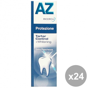 Set 24 Az Toothpaste Base Tartar Control 75 Ml Products For The Face