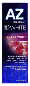 AZ DENTIFRICIO 3d white ultra white 75 ml. - Dentifricio