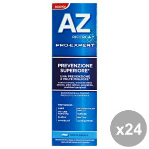 Set 24 AZ PASTA DENTAL PRO-EXPERTO PREVENZ.SuperIORE 75 ml Productos Para el Cara