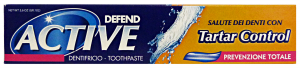 DEFEND Dent.active tartal control 75 ml. - Dentifricio