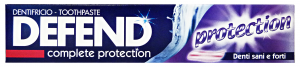 DEFEND Protection.protection 75 ml - Dentifrice