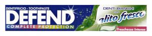DEFEND Dent.alito Frais 75 ml - Dentifrice